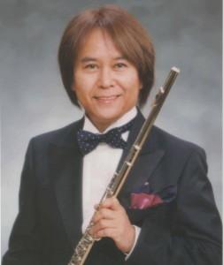 プラチナフルート奏者・Busker